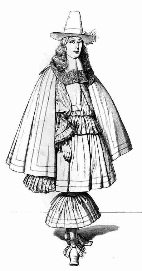 optimum gender forbidding choices image petticoat breeches noblemen circa 1640-1685